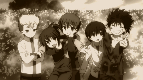 The little busters ^^