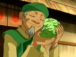 haha tell me about it, i was sad when the cabbage guy gave up:(