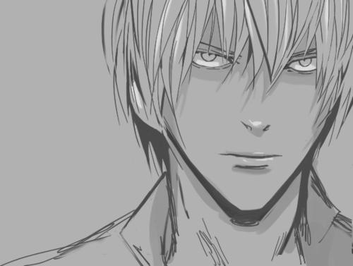 Leader of team Kira. :')