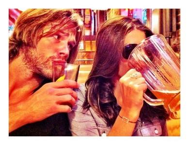 lol Jared & his wife