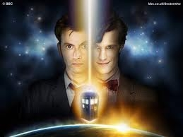 "Well ... I don't really have any crushes.... but i have 2 celebraty crushes. All of tu who watch this mostrar would be like ""You can't amor both of them!"" Well I've taken a strong liking to them .... David Tennant and Matt smith. Their most famous roles are The Doctor from Doctor Who."