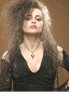 Bellatrix Lestrange:)