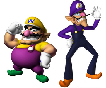 Are Wario and Waluigi brothers? - Super Mario Bros  Answers