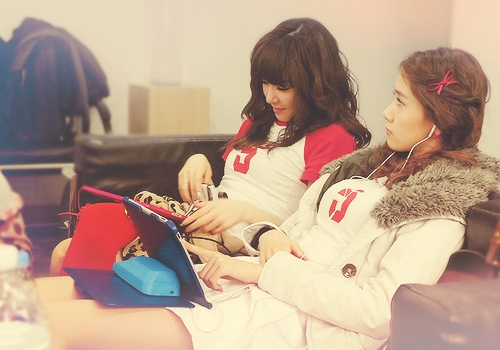 YoonFany! They are so cute! <3