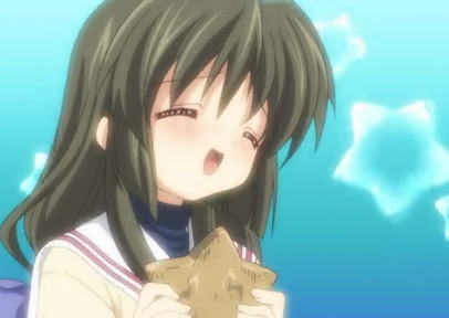 Fu-chan is obsessed with starfish.