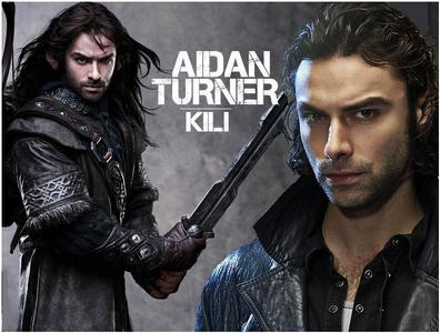 Aidan Turner <3