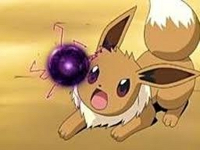 Eevee because it can evolve into a wide variety of Pokemon.