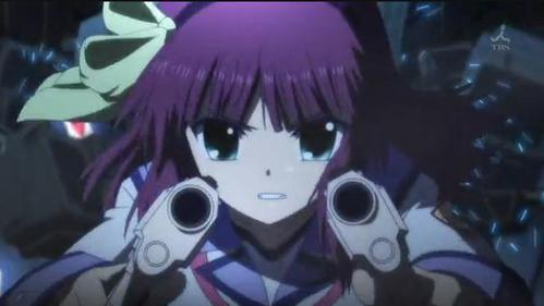 Yuri-san from Angel Beats!