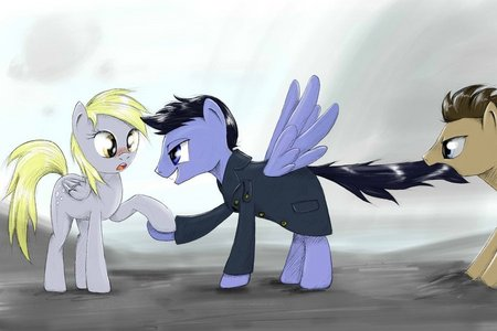 Doctor Who and My little gppony, pony .... And yes I need to get a life.... Oh also i hate bullying!