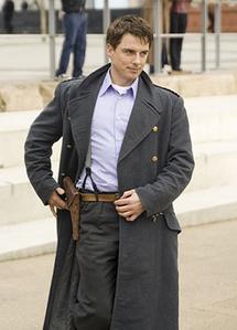 John Barrowman as Captain Jack Harkness♥
