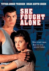 She fought alone. It was great.
