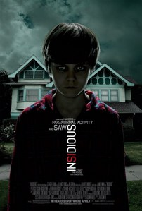 Either Insidious au Final Destination 5. I watched them both 4 nights in a row but I can't remember which one I saw last.