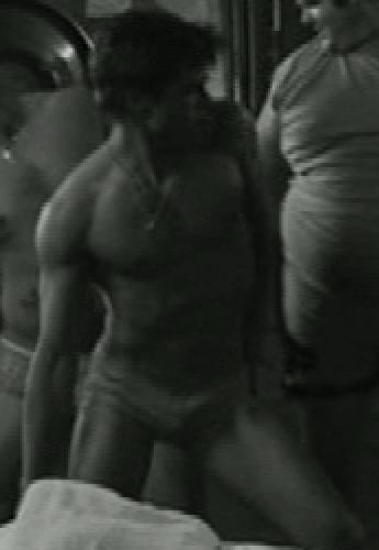 My sexy Matthew doing a little dance in his undies!! :P