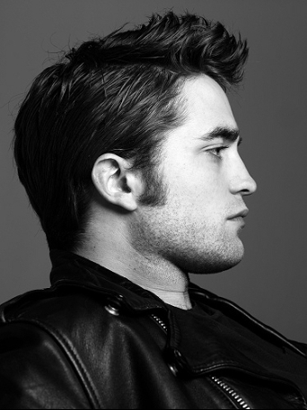 my gorgeous,sexy Robert with sideburns<3