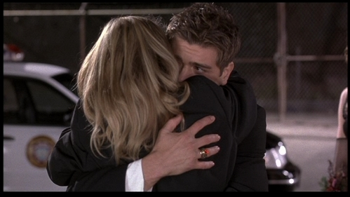 Matthew hugging Rachel McAdams in The Hot Chick <3333