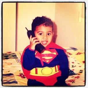 Baby Princeton!!! Wasn't he cute?