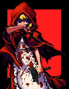 Bulletta from Darkstalkers.