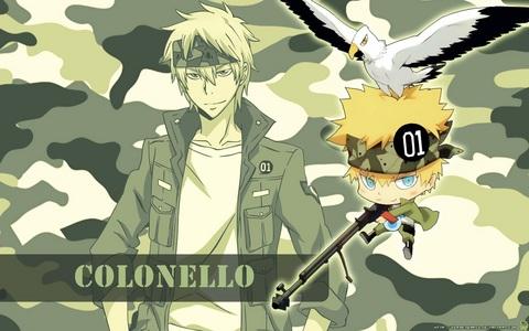 Colonello ♥ ! ^^