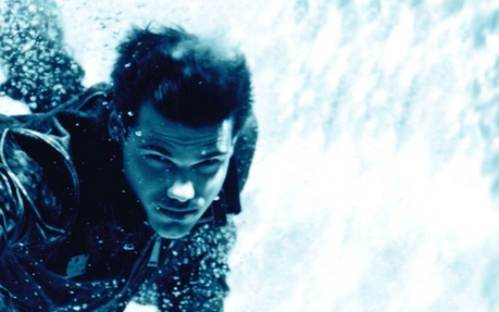 taylor underwater