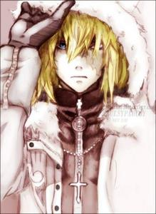 Mello & his scar :3