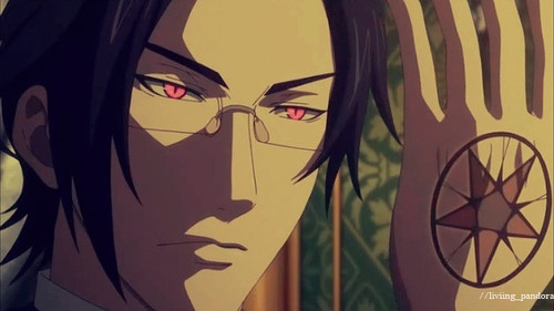 My crush is Claude :D <33 ((And I'm apperently a neko <3))
