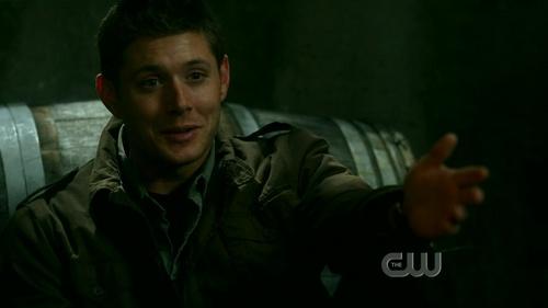dean being held hostage till sam arrives