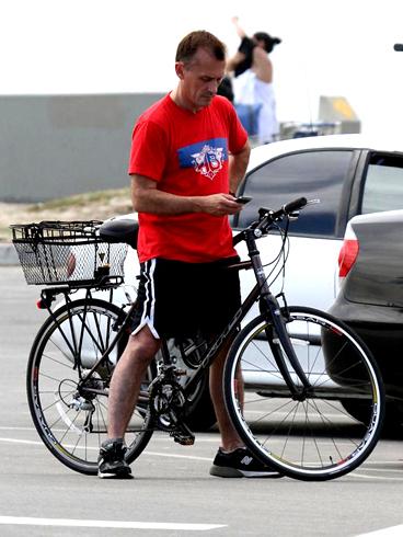 Robbie bike