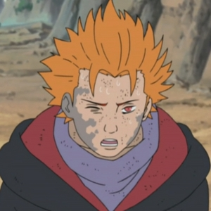 Jugo from Naruto shrunk back to his child form after he healed Sasuke
