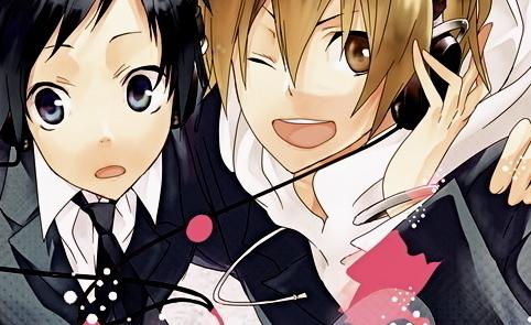 Mikado and Kida :]