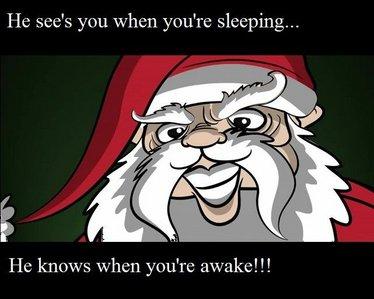 ...Santa...