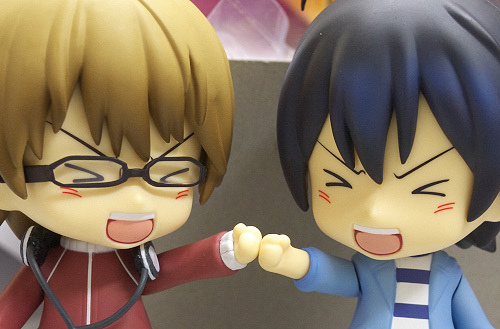 Mashiro and Shuujin XD
