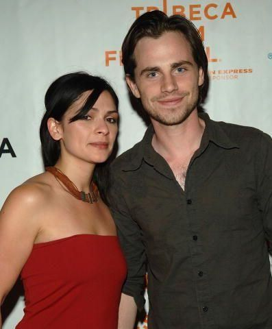 Boy Meets World co-star, Rider Strong and his fiancee, Alexandrea Barreto. :)