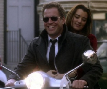 So, I'm either Tony Dinozzo または Ziva David (Da-Veed). I'll go with Ziva, of NCIS.