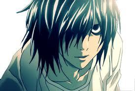 l from Death note ^^