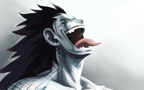 Geehe! [ge He] Gajeel Redfox's laugh