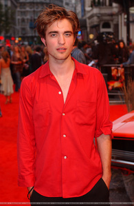 my Robert in a red shirt,that I just found on Google<3