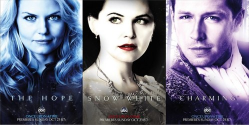 my current fave is Once Upon a Time