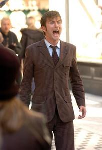 Got to tình yêu a bit of David Tennant screaming ;D