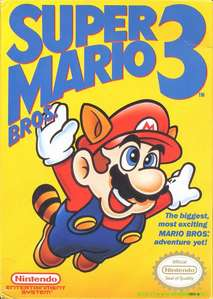 My お気に入り mario game is Super Mario 3. I 愛 the story, gameplay, levels, music, just everything about it.