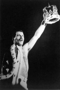 Don&#39;t care about that, I only care about Freddie the artist and his great music ! (...and, not as if it matters, but he was bi.)