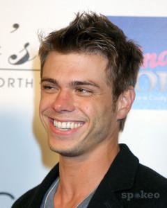 Matthew's beautiful white teeth!!!!! :)