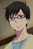 i would get down siguiente to him, stuff something in his mouth and call 911 and if he's avaliable i'll call yukio okumura to come and help