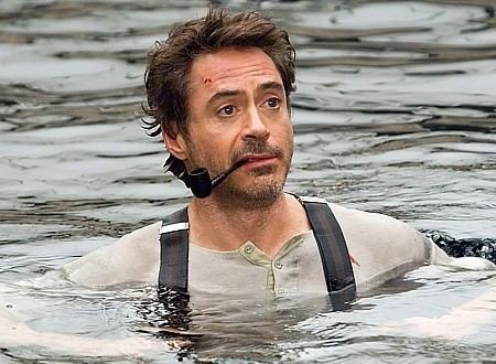 Yes, just yes. RDJ!