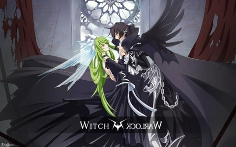 #3. Lelouch x C.C. (Code Geass: Lelouch of the Rebellion) #2. Zero x Yuuki (Vampire Knight) #1. Hei x Yin (Darker Than BLACK)