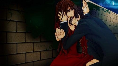 1)Yuuki and Kaname 2)Naruto and Hinata 3)Ichigo and Orihime