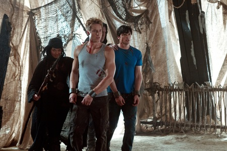 """High quality still from smallville episode """"Dominion"""", my #1 favorit episode from the tampil (if only because Justin directed it)"""
