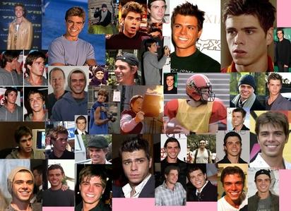 My big collage of Matthew <333 <333