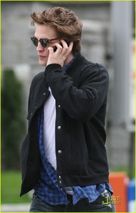 Me:Hello? Robert:I need you.Can anda come over? Me:I'm already here(knocks on his door)