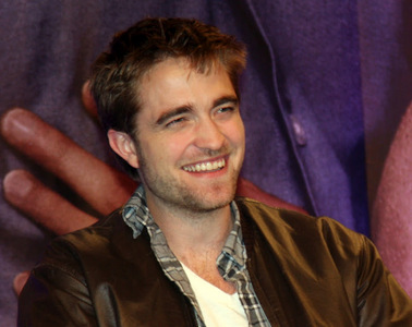 my Robert and his very sweet smile,which always puts a smile on my face<3