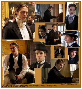 my Robert,in the movie Bel Ami<3